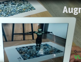 Introduction into Augmented Reality with Vuforia