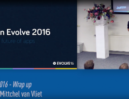 [Dutch] Presentation: Evolve 2016: Wrap up