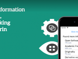 Context information using OCR, Entity Linking and Xamarin