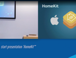 "[Dutch] Presentation: PechaKucha – ""Siri, start presentation 'HomeKit'"""