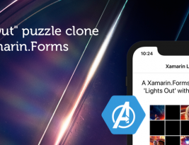 "How to build a ""Lights Out"" puzzle clone with Xamarin.Forms"