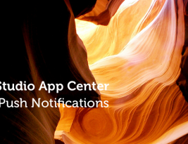 Push Notifications through the API of Visual Studio App Center