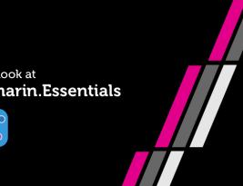 First look at Xamarin.Essentials