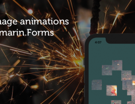 Tiled image animations with Xamarin.Forms