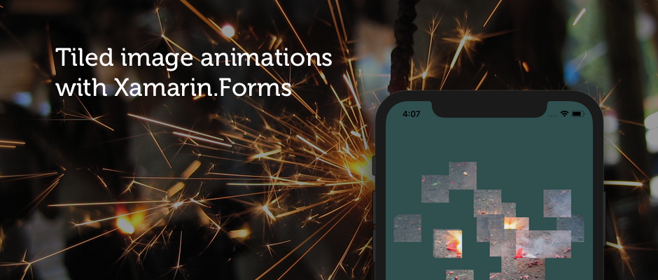 Tiled image animations with Xamarin Forms and FFImageLoading
